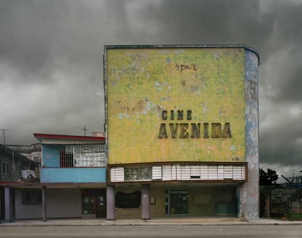 Изображение 11. Фасады Гаваны от Michael Eastman.. Изображение № 11.