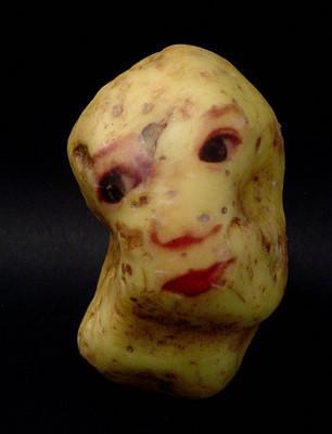 Картофельные портреты. Изображение № 13.