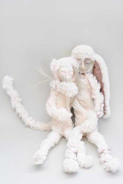 Perhydrol-куклы и броши Алены Беляковой. Изображение № 1.