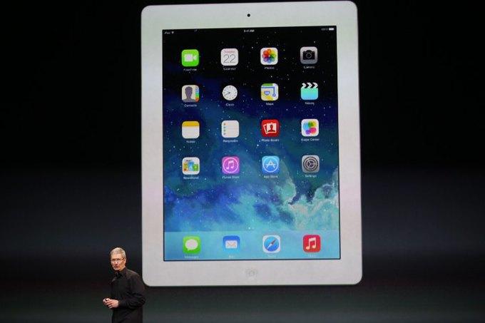 Трансляция: Apple представляет новые iPad и другие продукты. Изображение № 14.