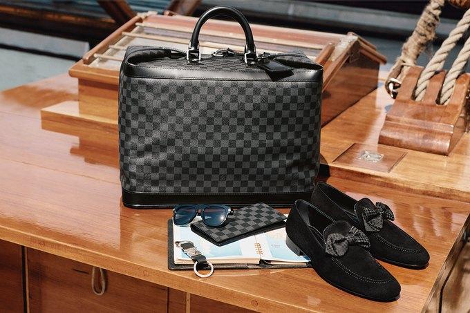 Вышли новые лукбуки Burberry, Fred Perry и Louis Vuitton. Изображение № 30.