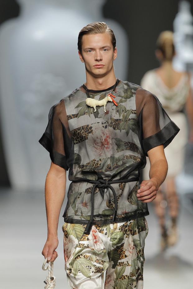 Madrid Fashion Week SS 2013: ANA LOCKING . Изображение № 13.