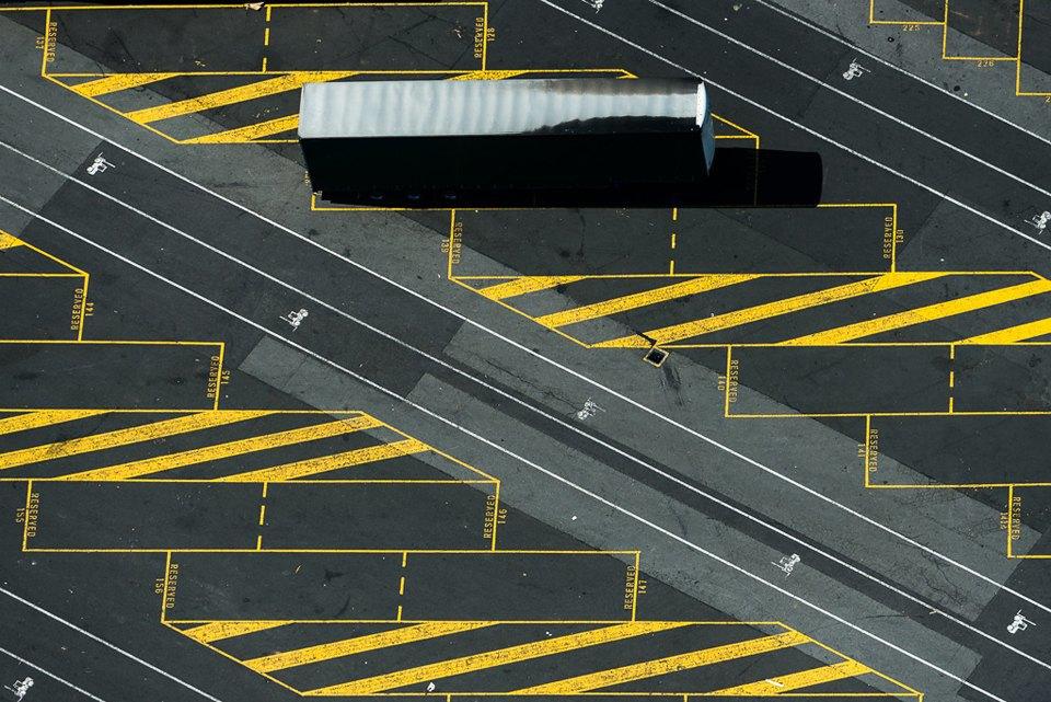 Фото: промзона Мельбурна, снятая свертолёта. Изображение № 17.
