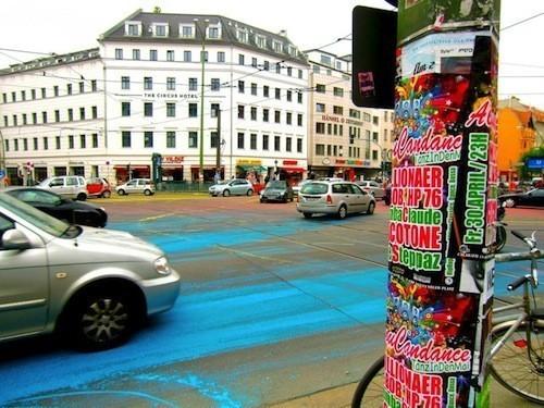 Разукрашенные дороги Берлина. Изображение № 2.