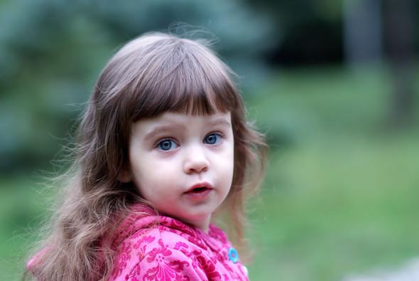 Маленькая Ира. Изображение № 1.