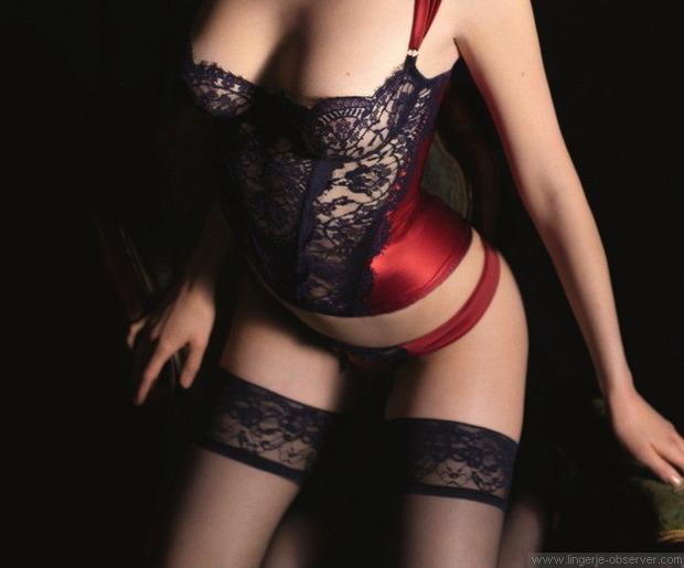 Лукбук осенне-зимней кампании бренда нижнего белья Myla. Изображение № 16.