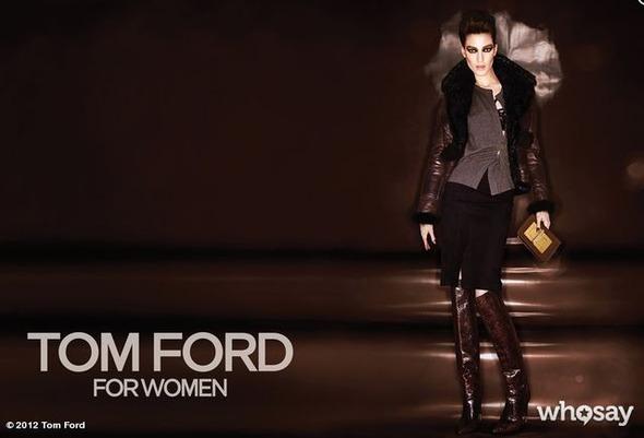Кампании: Louis Vuitton, Tom Ford, Alexander McQueen и другие. Изображение № 14.