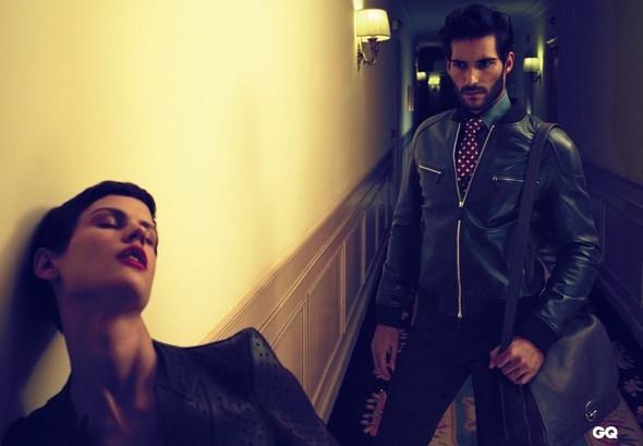 Кампания: Саския де Брау для Loewe. Изображение № 3.