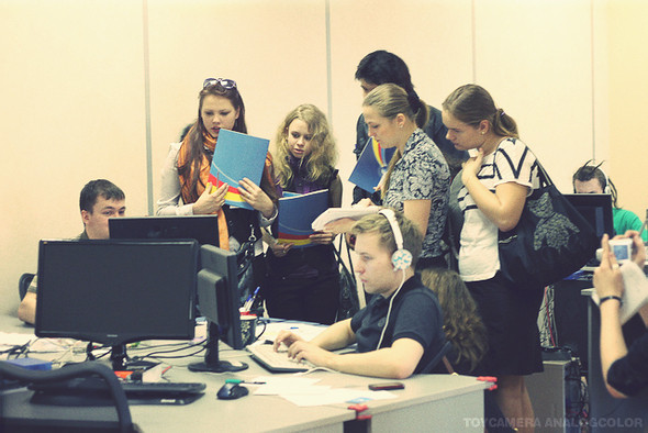 Изображение 6. Яндекс и e-Legion открыли свои двери для школьников.. Изображение № 5.