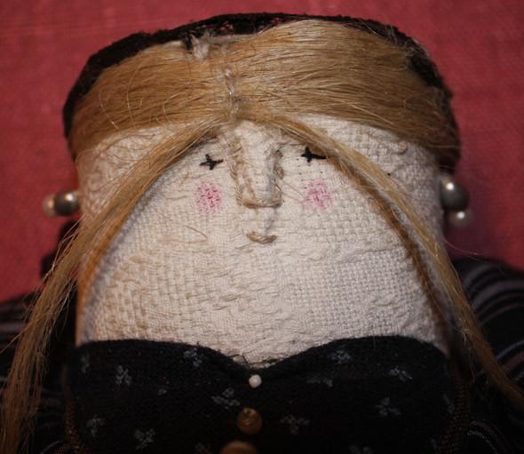 Куклы отМарины Беспаловой. Изображение № 14.