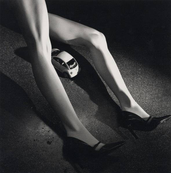 Helmut Newton-гурман женской плоти. Изображение № 18.