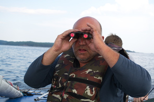 Поход по Ладожскому озеру. Изображение № 40.