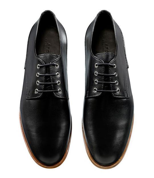 Лукбук: A.P.C. Footwear FW 2011. Изображение № 1.
