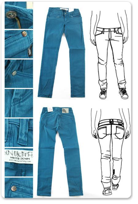 Nikita Jeans fallwinter 08. Изображение № 8.