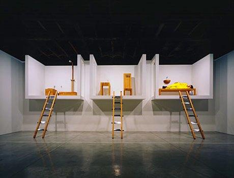Ночь в музее:  Кто и зачем спал  ради искусства. Изображение № 9.