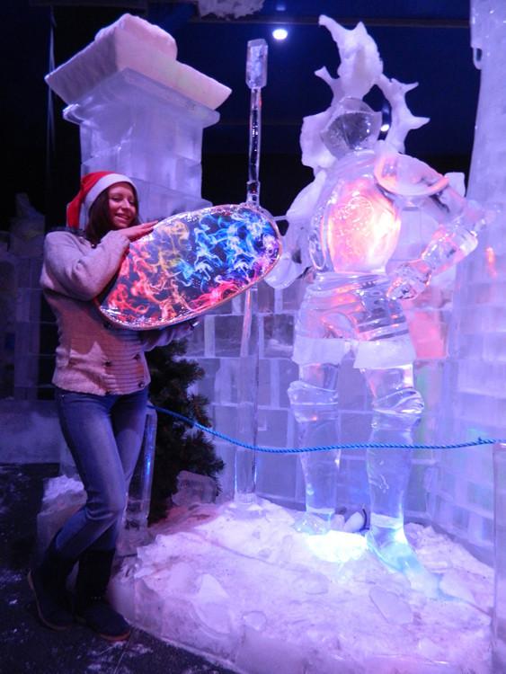 Замороженный балансборд. Изображение № 10.
