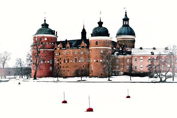 Замок Грипсхольм в Мариефреде. Изображение № 74.