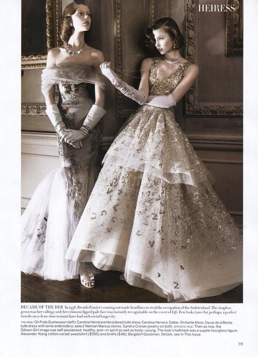 Vogue May 2010 ( Paris, US, China). Изображение № 25.