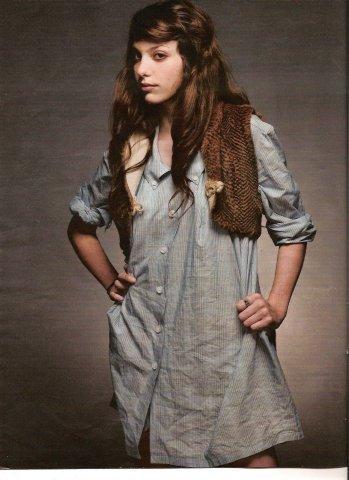 Cory Kennedy – Fashion дива Интернета. Изображение № 5.