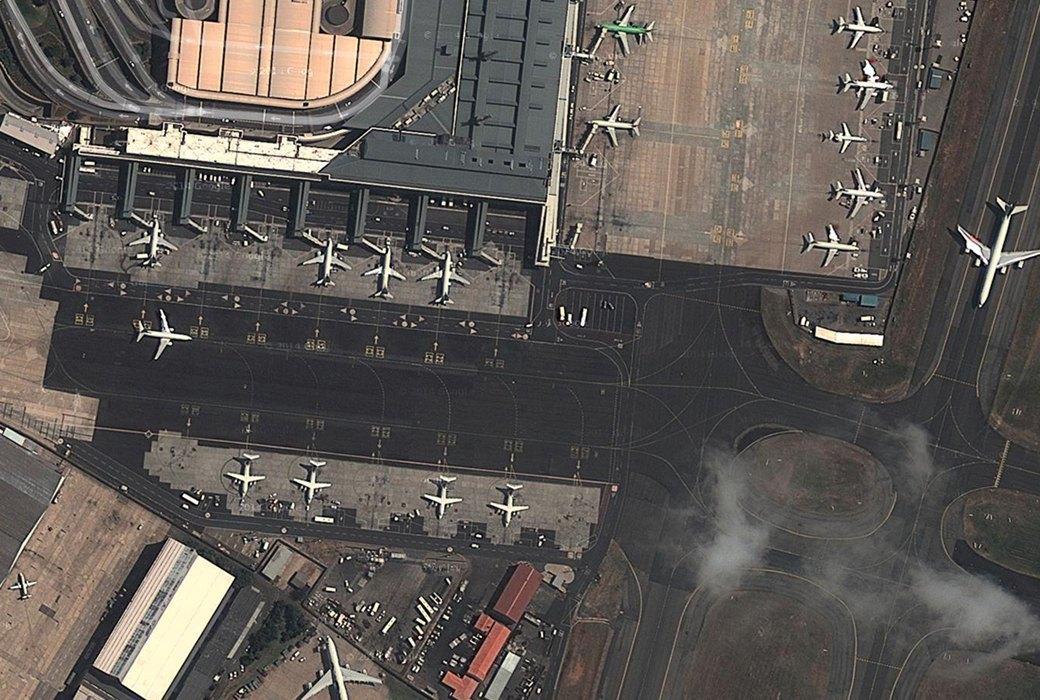 ✈ JNB (Йоханнесбург). Изображение № 11.