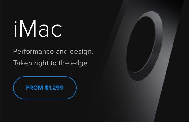 Редизайн онлайн-магазина Apple. Изображение № 2.