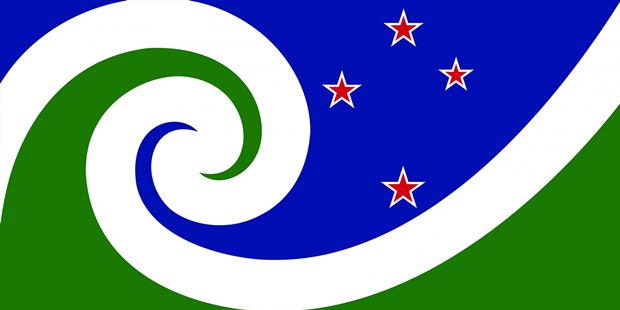 Новая Зеландия показала 40вариантов нового флага. Изображение № 15.