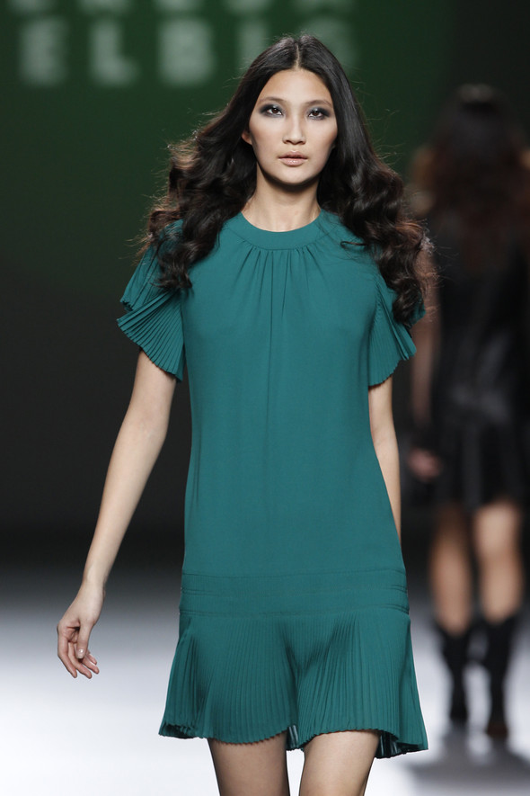 Madrid Fashion Week A/W 2012: Teresa Helbig. Изображение № 3.