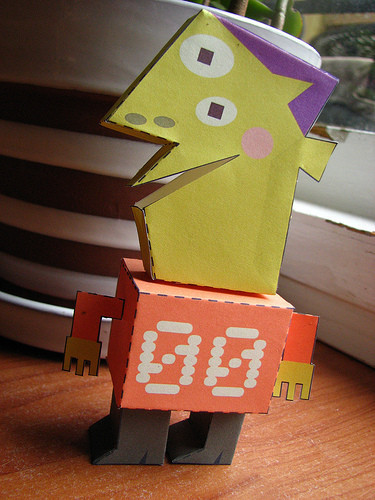 Paper Toys. Изображение № 11.