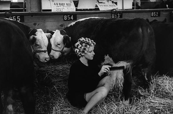 Фотограф Dennis Stock - (1928-2010). Изображение № 28.