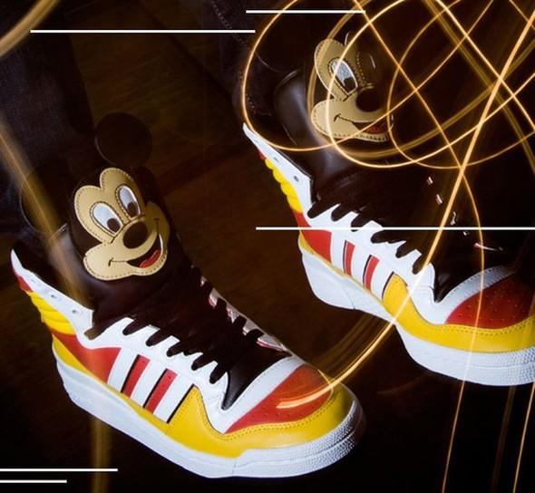 Adidas и Микки Маус. Изображение № 3.