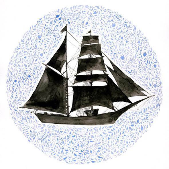 Иллюстрации Charmaine Olivia. Изображение № 5.