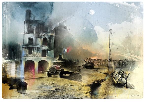 Иллюстрации для журнала и сайта «Сноб». Изображение № 19.
