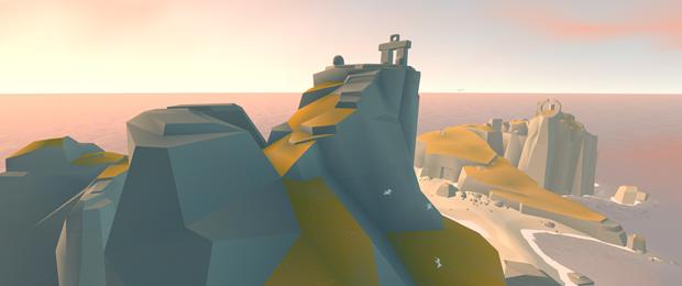 Вышла VR-игра авторов Monument Valley с управлением взглядом. Изображение № 6.