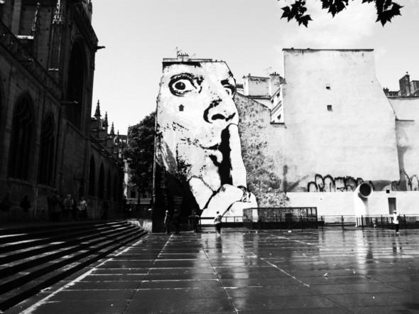Граффити от легенды стрит-арта Jef Aerosol. Изображение № 1.
