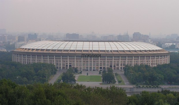 Редизайн: Новый логотип олимпийского комплекса «Лужники». Изображение № 18.