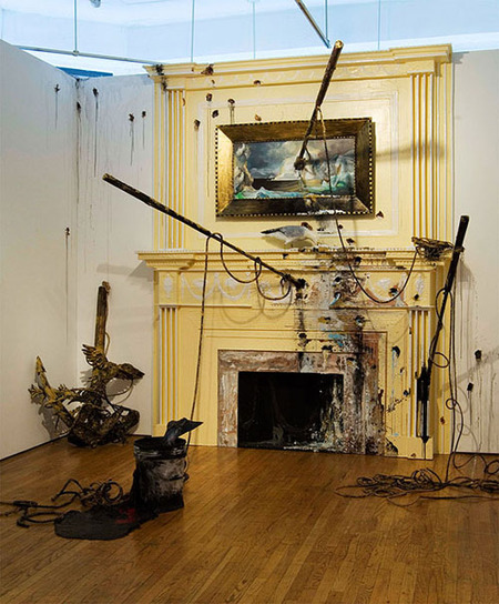Wasted art by Valerie Hegarty. Изображение № 9.