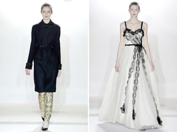 Изображение 14. Показы на Paris Fashion Week FW 2011: седьмой и восьмой дни.. Изображение № 8.