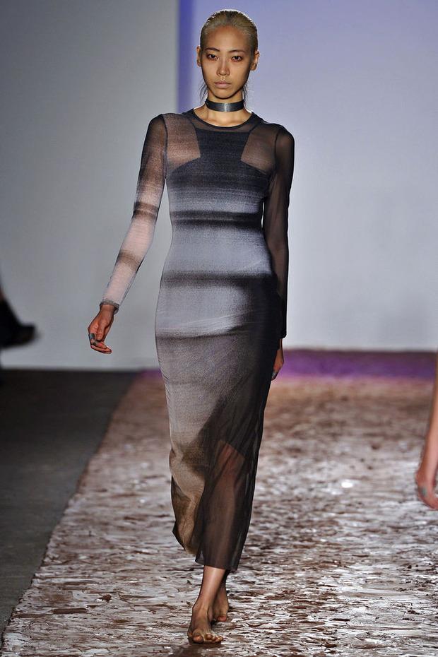 Неделя моды в Нью-Йорке: День 1. Изображение № 23.