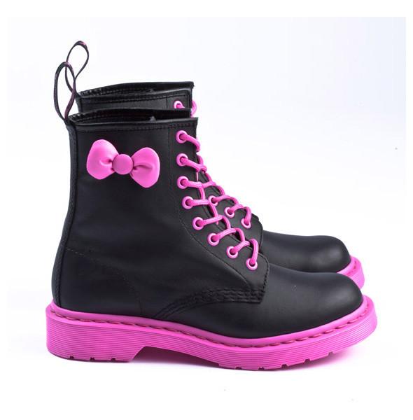Sanrio сделали коллекцию обуви для Dr. Martens. Изображение № 4.