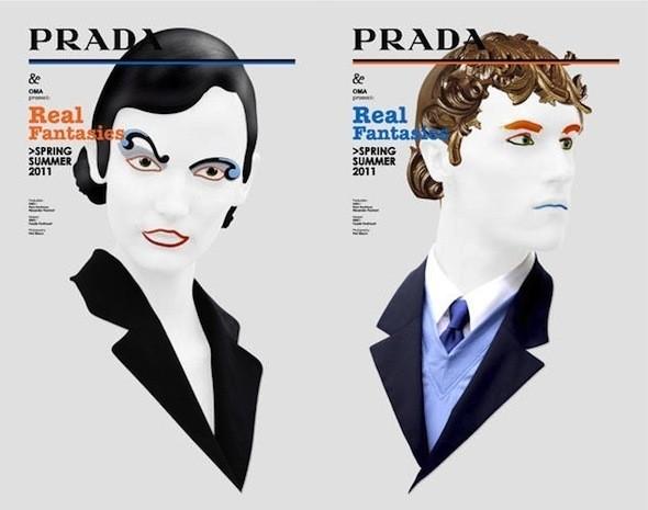 Изображение 21. Prada Fantasy Lookbook SS 2011.. Изображение № 1.
