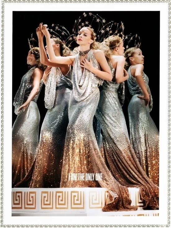 Изображение 3. Кайли Миноуг - греческая богиня любви: музыкальные победы и эксклюзивные фотографии.. Изображение № 4.