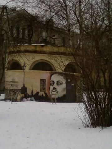 Граффити Петербурга. Изображение № 15.