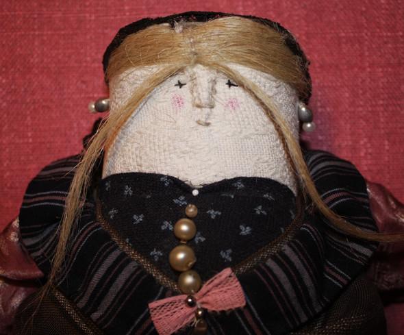 Куклы отМарины Беспаловой. Изображение № 15.