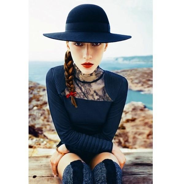 5 новых съемок: Interview, Marie Claire и Vogue. Изображение № 24.