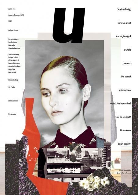 Обложки: Dazed & Confused, U и W. Изображение № 2.