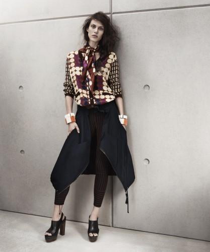 Кампания, лукбук и цены на коллекцию Marni at H&M. Изображение № 11.