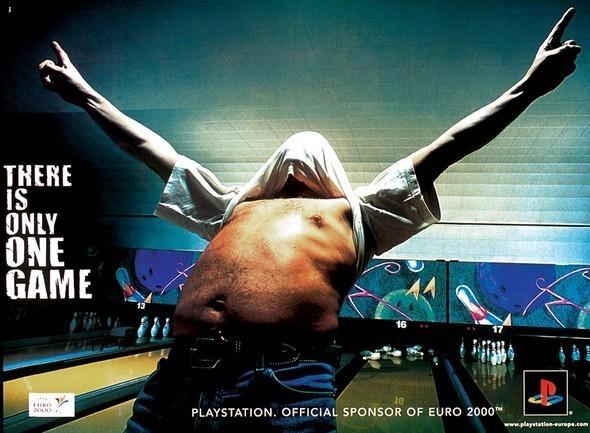 Рекламные плакаты Sony PSPи Sony Playstation 1, 2, 3. Изображение № 76.