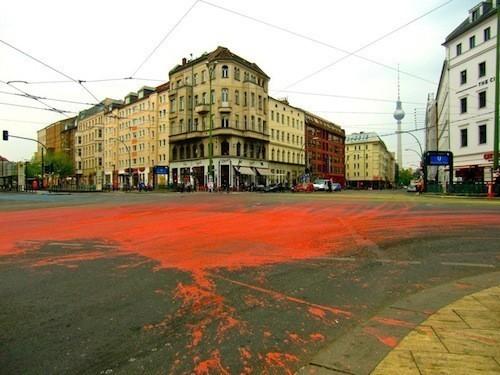 Разукрашенные дороги Берлина. Изображение № 6.