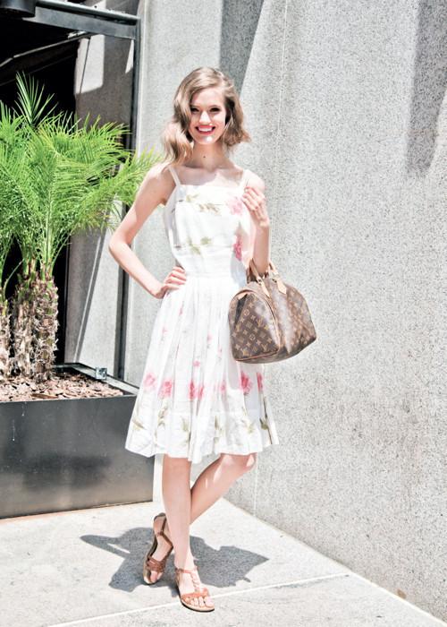 City Looks: Стиль моделей в блоге Bonae L'Amour. Изображение № 20.