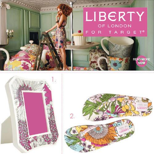 Реклама и несколько вещей из коллекции Liberty of London for Target. . Изображение № 19.